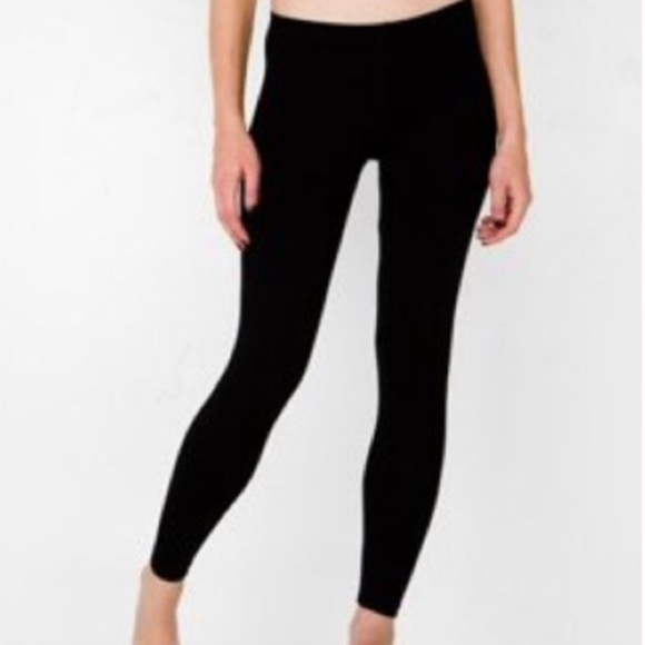 96437ba1071f5b Garage Pants | Black Stretch Leggings | Poshmark
